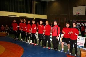 Die Oberliga Mannschaft