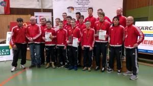 Die Saarländischen Teilnehmer